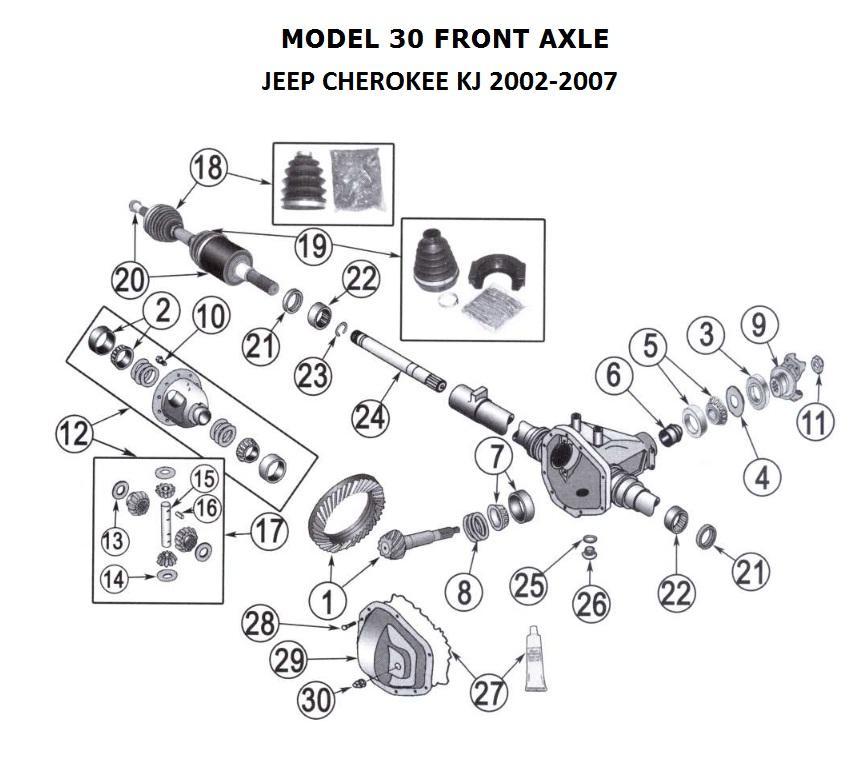 show diagram