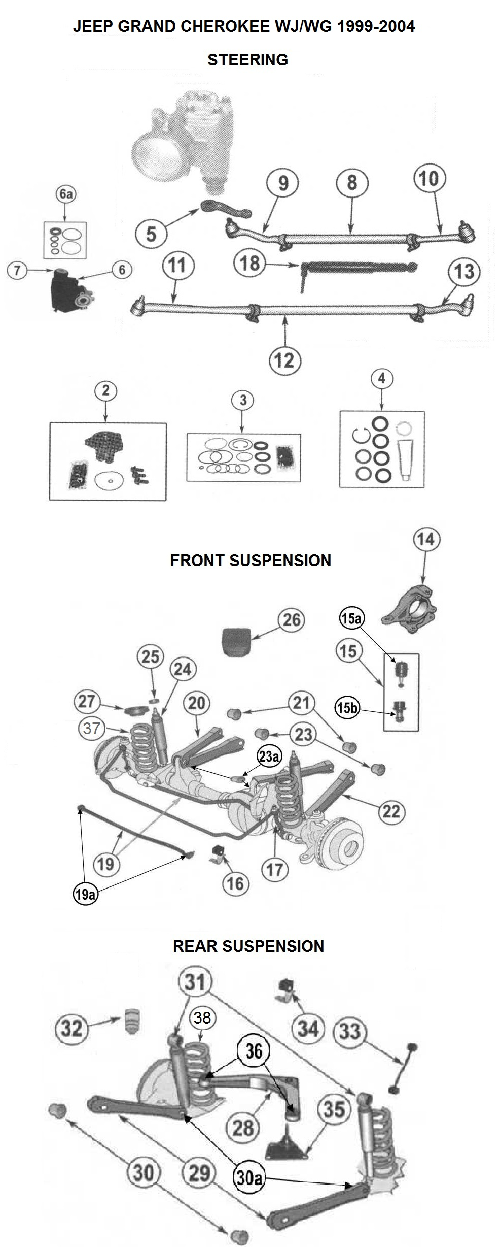 Jeep Wj Diagram Great Design Of Wiring Fuse Cherokee Parts Auto Used Cars Grand Suspension